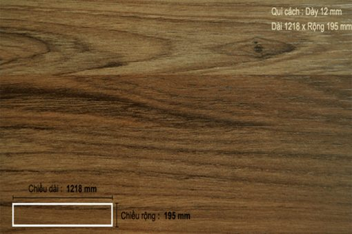 Sàn gỗ ThaiGreen TH1201