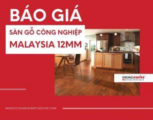 bao gia san go cong nghiep malaysia 12mm